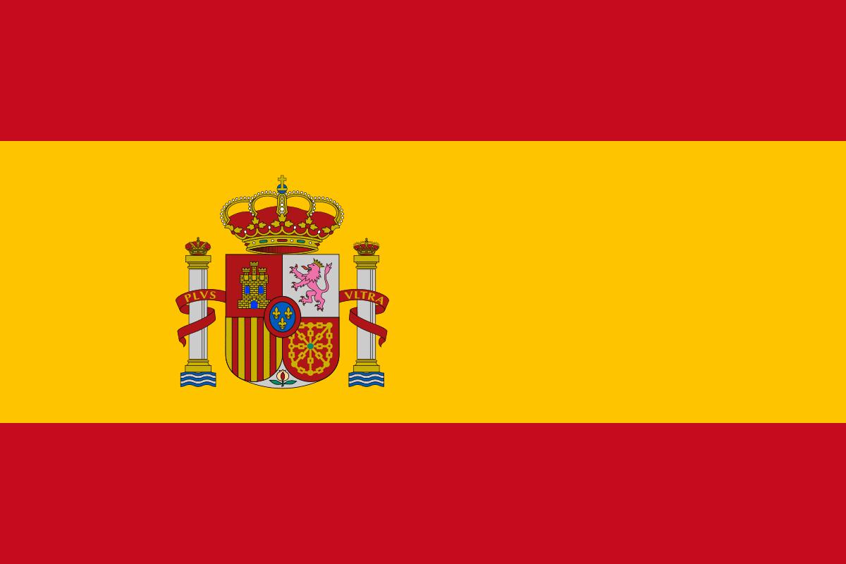 drapeau Espagne hd